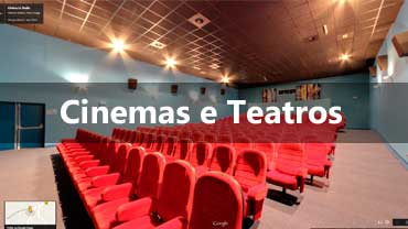 Street View Trusted para Cinemas e Teatros