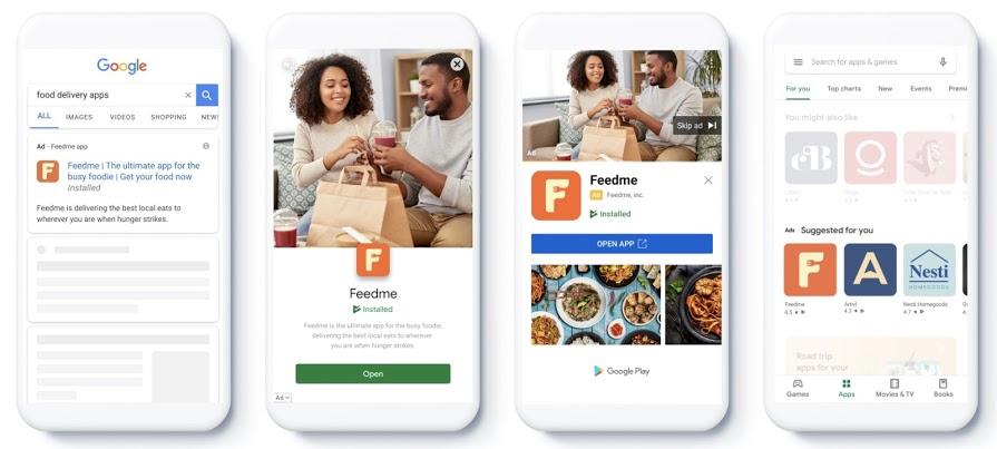 campanha de apps para engajamento