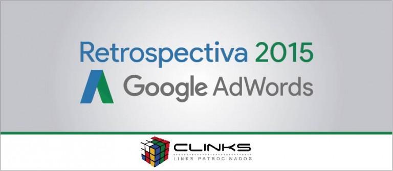 Retrospectiva Google Ads 2015