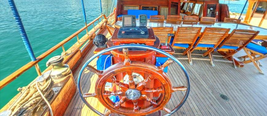 passeio virtual do Boat and Breakfast de Palermo