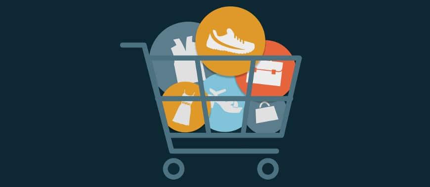 Página diagnóstico google shopping