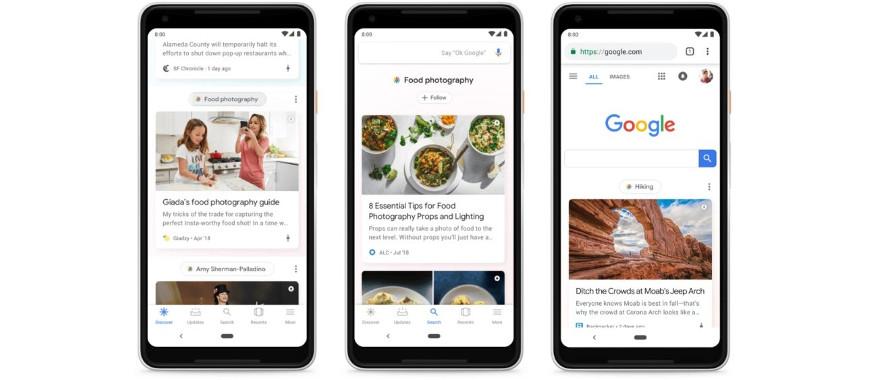 Anúncios no Google Discover – Uma Nova Forma de Descobrirem Sua Empresa