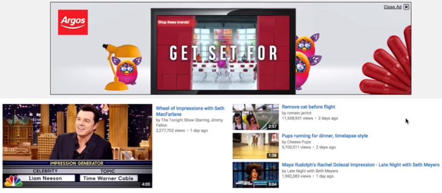 Google Ads Disponibiliza CPM Para Anúncios Masthead no YouTube
