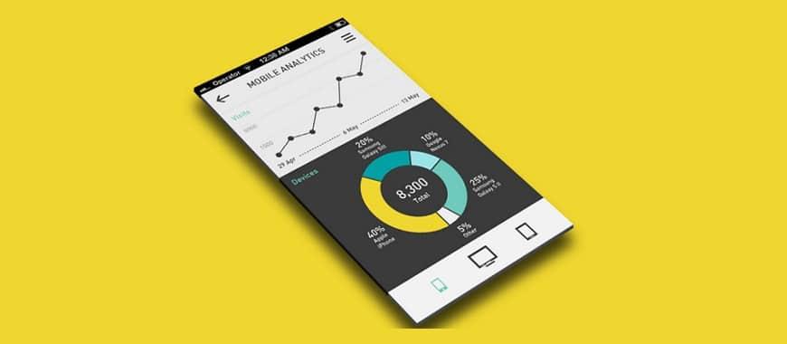 Google Apresenta App + Web em Relatórios do Analytics
