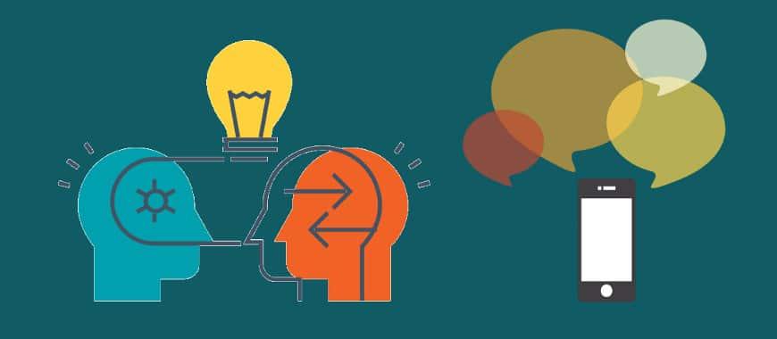 A Eficiência de Links Patrocinados Que Simulam Conversa Com Clientes