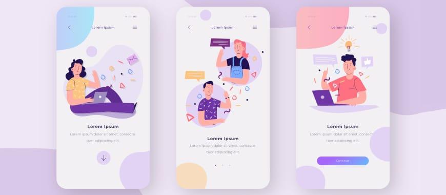relatório de ativos campanhas para apps