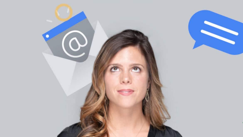 configurar campanha do gmail